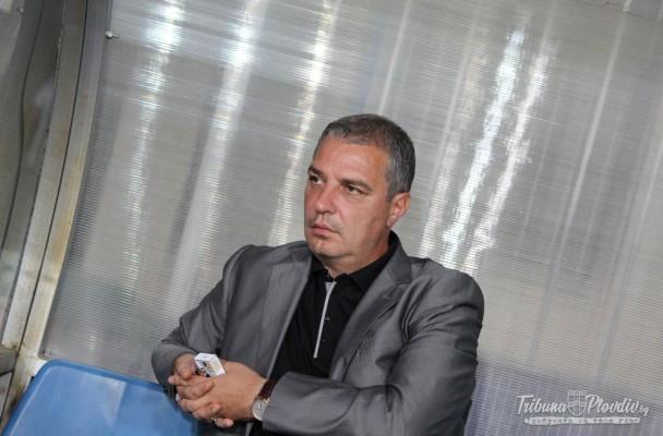Станков: Хубаво е, че играем с Ботев още първия мач, чакаме с нетърпение дербито