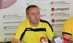 Трибуна Пловдив TV: Мъри: Нямахме шанс пред гола, получи се здрава битка
