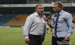 Трибуна Пловдив TV: Мъри: Доволен съм от първото полувреме