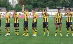 Чавдар Янков аут срещу Ботев