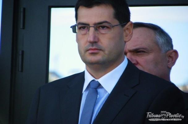 Тотев: Марица е огромна  радост за Пловдив