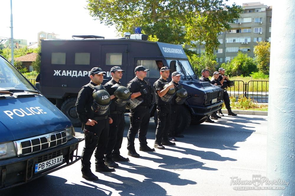 Photo of Прокуратурата в Пловдив с разяснения за мелето между феновете и цивилните полицаи