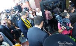 СНИМКИ И ВИДЕО: Ботев откри най-модерната база в България