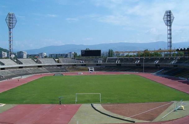 Какво се случва със стадион Пловдив?