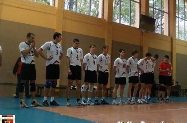 Волейболният отбор на Локомотив се прибра от лагер