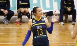 Ивелина Монова либеро номер 1 на турнира за Купата на България