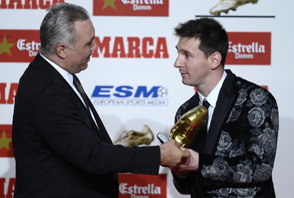 Stoichkov - Messi