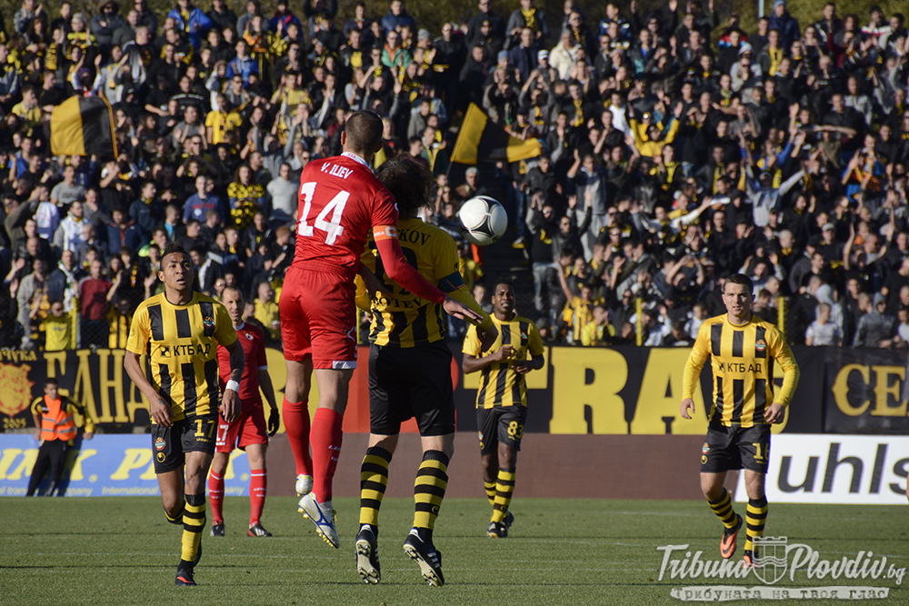 Photo of Ботев – ЦСКА 2:1