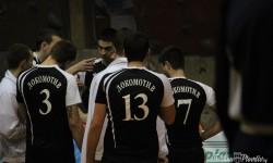Волейболният Локомотив подкрепи Христо Крушарски