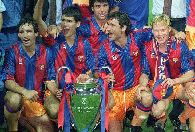 1992 Euro Cup Final: Barcelona 1 Sampdoria 0