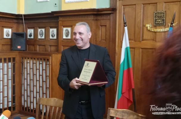 Най-успешният български футболист Христо Стоичков на 49
