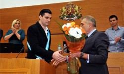 Официално: Тошко Алексиев стана почетен гражданин на Пловдив