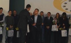 СНИМКИ И ВИДЕО: Александър Команов стана спортист на годината в Пловдив