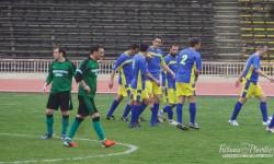 СНИМКИ: Марица се справи с Манастирище и е на финал в първенството на ветерани
