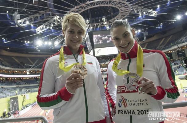 Габи Петрова: Не съм алчна, доволна съм от второто място