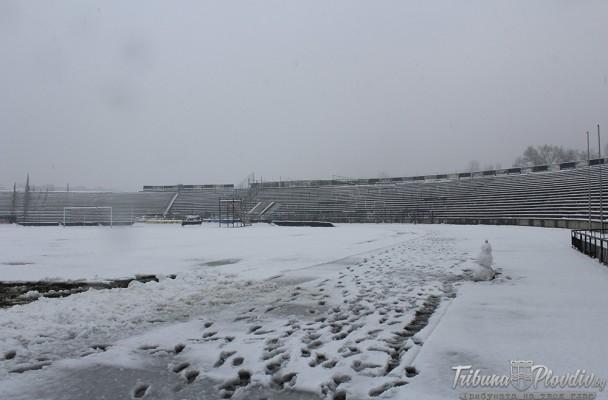 ЗС Пловдив на БФС отложи всички мачове