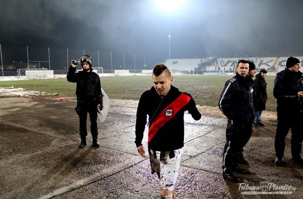 Виж кой играч от Локо Пд е играл най-добре срещу Ботев и колко писаха привържениците на футболистите