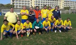 Ветераните на Марица завършиха втори на Анталия къп