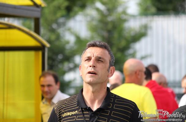 Петър Пенчев се връща на работа в Ботев (Пд)