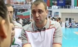 Иван Петков е новият селекционер на женския национален отбор