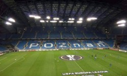 Привържениците на Лех Познан бойкотираха мача си от Лига Европа, заради УЕФА и бежанците