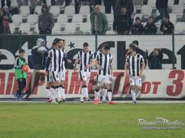 Локомотив Пловдив – Монтана 1:0
