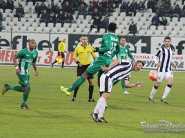 Локомотив Пд – Берое 1:1
