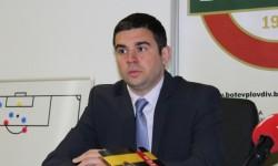 Арбитражният съд започна да гледа делото между Златев и Ботев