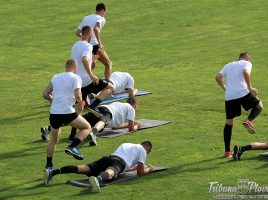 Локомотив Пловдив първа тренировка 20.06.2016 г.
