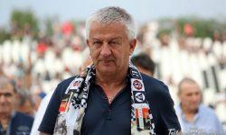 Крушарски: Бъдещето на Акрапович не се обсъжда