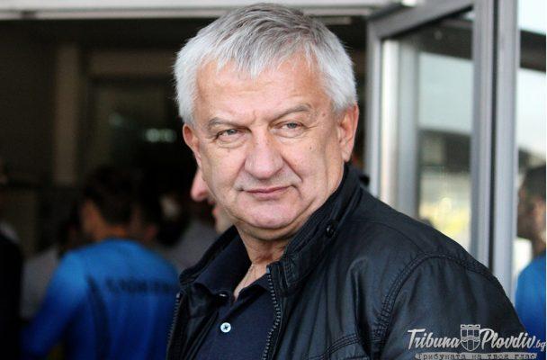 Крушарски обяви целите и разкри защо не е освободил Акрапович