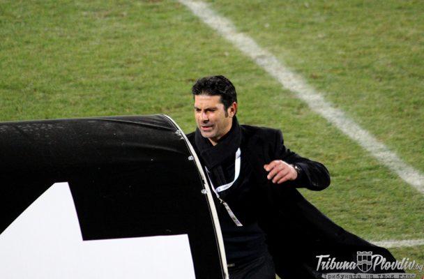 Гонзо е новият спортен директор на Локо Пд