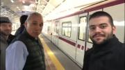 ВИДЕО: Камата се пусна на софийското метро