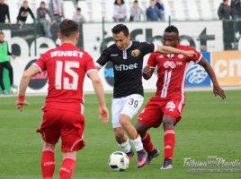 Локомотив Пловдив – ЦСКА 1:1