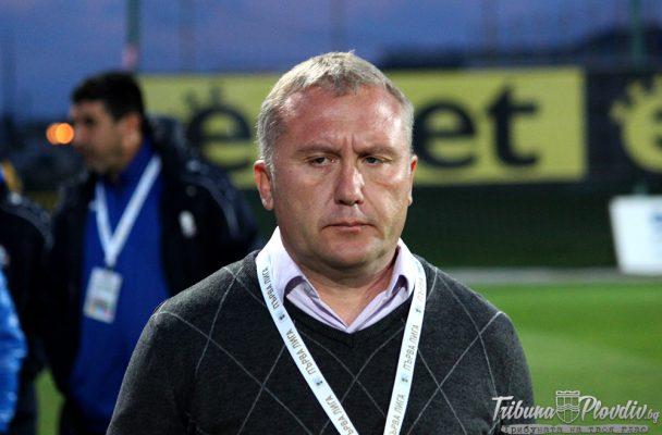 Киров: Не трябва да подценяваме Левски, иска ми се да вземем играчи, но нямаме финанси