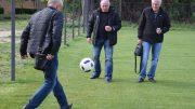 СНИМКИ И ВИДЕО: С шеги и закачки Войнов, Крушарски и Чаво се включиха в тренировката на Локомотив (Пд)