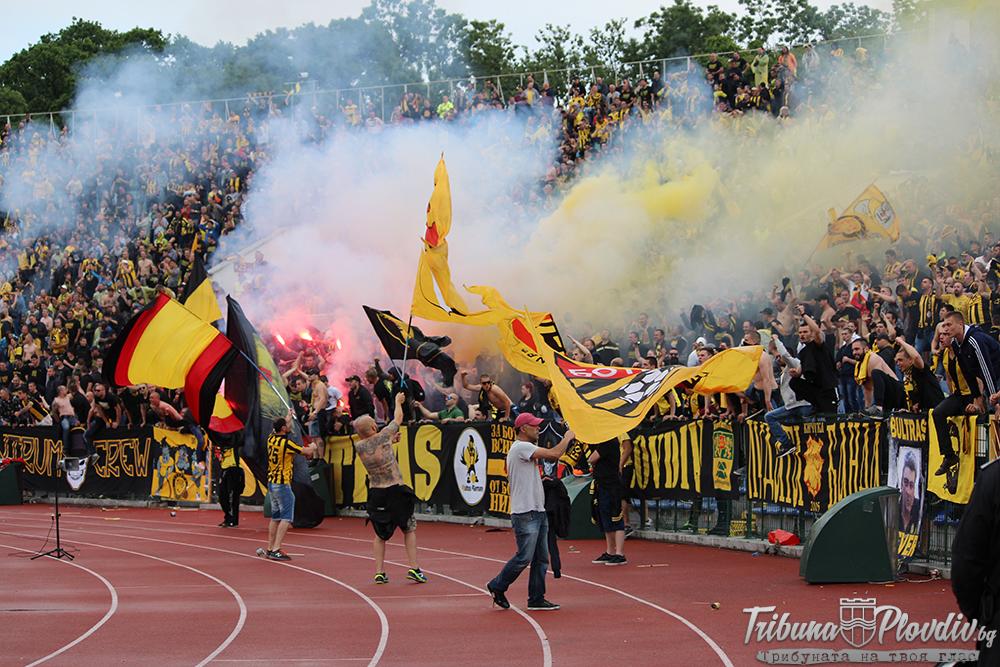 Photo of Ботев (Пловдив) призова за публика на плейофа за Лига Европа