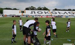 Локомотив (Пд) с успех над Борислав при набор 2006