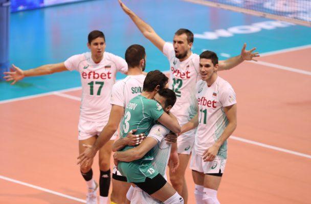 Експересн старт за България на Световното по волейбол