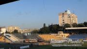 "ВИДЕО: Заря зад сектора за гости на стадион ""Лазур"""