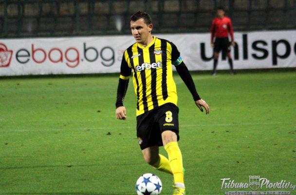 Софийските медии настояват: Неделев в ЦСКА през 2019г.