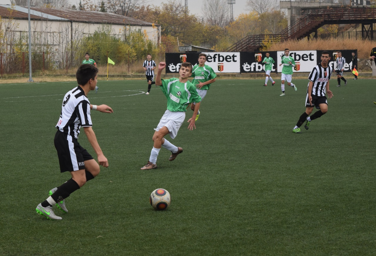 Photo of Локомотив U17 не изпита затруднения срещу Брестник
