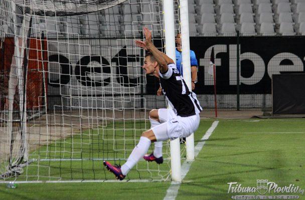 Изгонен от Бруно Акрапович се завърна в Първа лига