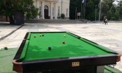Безплатен снукър в Пловдив този уикенд
