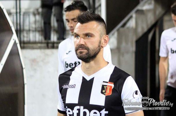Ванчо Траянов играе за ветераните на Локо (Пд)