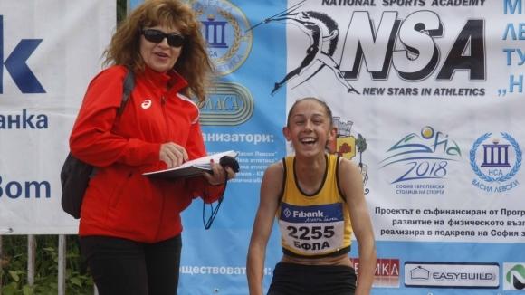 """Photo of Лиляна Георгиева е """"Изгряваща звезда"""" на Балканите"""