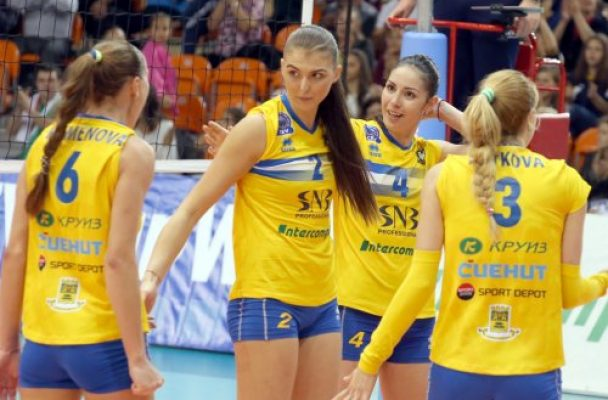 ВК Марица спечели приза за Спортист на Пловдив!