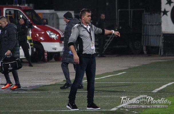 Бруно Акрапович: Ще опитаме да се качим на второто място и да се приближим до Лудогорец