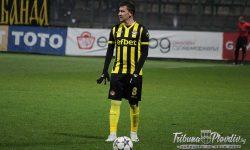 Неделев: В България ще играя само в Ботев (Пд)