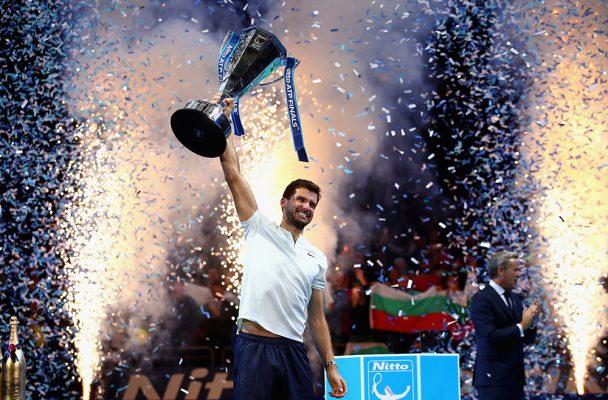 СТРАХОТНО! Избраха Григор Димитров за Спортист на Балканите